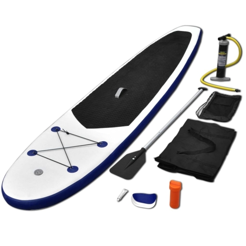 Mesa Inflatable Surf Blue and White