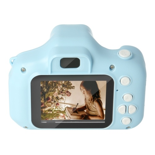 Children's Camera HD Kids Student Digital Camera Holiday Birthday Camera Gift Carton Camera