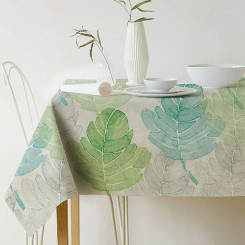 Скандинавская скатерть для дома кухня прямоугольная скатерть фото