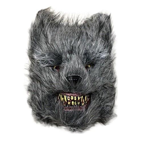Explosion Halloween Bloody Rabbit Plush Mask