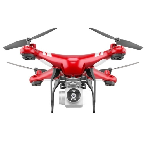 Four-axis X52 drone aerial photography  Red-fixed height-with 720P camera