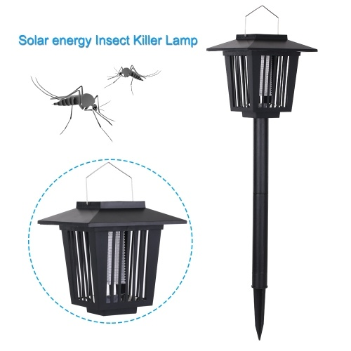 Solar Powered LED Light Bug ...