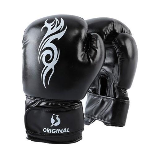 Boxhandschuhe Handgelenkstütze für das Boxen Kickboxen Muay Thai Punching Pro Handschuhe Atmungsaktives Leichtgewicht Kampfsporttraining / Sparring