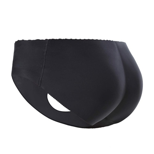 Lady Padded Seamless Panties Butt Lifter Booty Enhancer Control Body Shaper Panty Underwear Full Butt/Hip Shaper Sexy Busty Hips Shapewear
