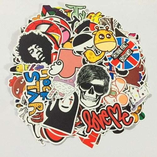 Sticker decorativo di cartoni animati 150 pezzi