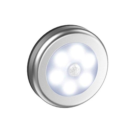 Sensor de movimiento PIR infrarrojo 6 LED Night Light