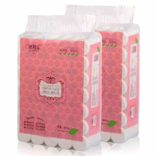 63% OFF 35 Rolls Domestic Use 4-Layer Th