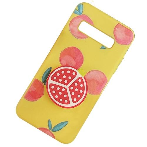 Fruchtstand iPhone11pro Sommerfrucht-Telefonkasten für Apple xsmax Anti-Fall TPU weiche Kasten Granatapfel Samsung S10plus
