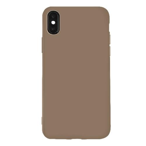 Kundenspezifische Handyhülle einfache Hirse Serie bunte Handyhülle neue kleine frische Handy Rückseite Abdeckung Schutzhülle braun