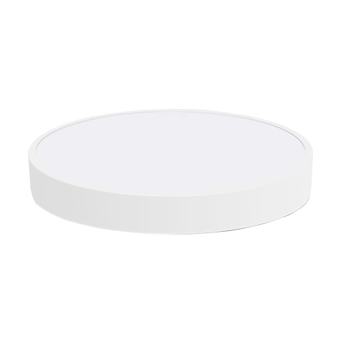 Macaron Ultra-thin Balcony Bedroom Lamp Children's Room LED Ceiling Lamp Modern Minimalist Corridor Aisle Lamps Diameter 400 Height 50mm Stepless Dimming with Remote Control 48W White