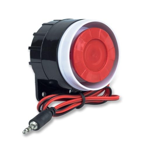 External Mini Wired Siren