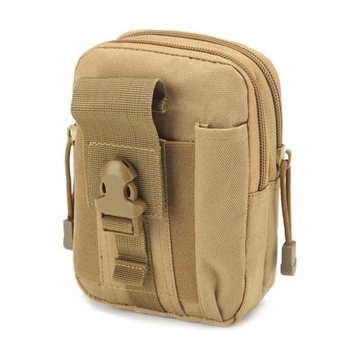Outdoor-Sporttaschen tragen Gürtel mit taktischen Taschen