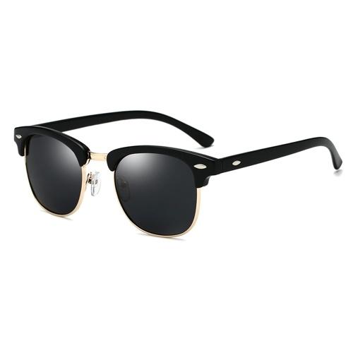 Klassische Retro polarisierte Sonnenbrille