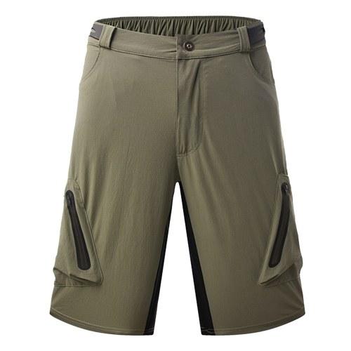 Мужские быстросохнущие летние спортивные мешковатые шорты
