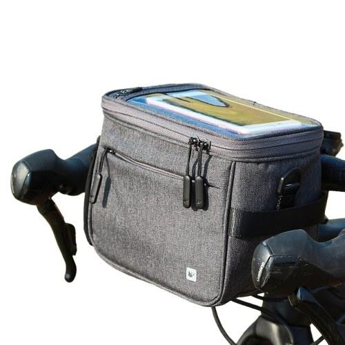 Saco de guiador de bicicleta