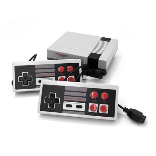 Мини-ТВ игровая приставка 8-битная ретро-игровая консоль Встроенный 620/500 игровой портативный игровой плеер