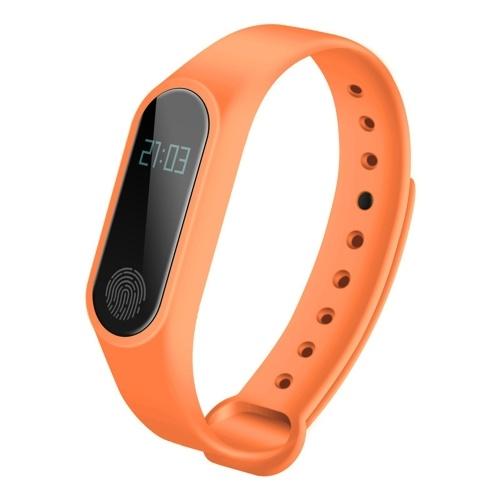 M2 braccialetto intelligente Bluetooth movimento sincrono