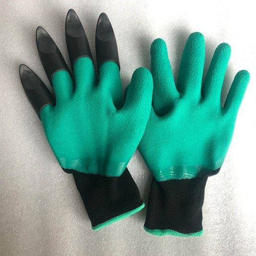 Gloves Dip Tape Paw Gardening Gigging Gloves Plant Cultivation Garden Labor Gloves
