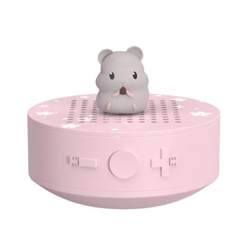 Portable Wireless BT Speaker Sound Box Cute Cartoon Player