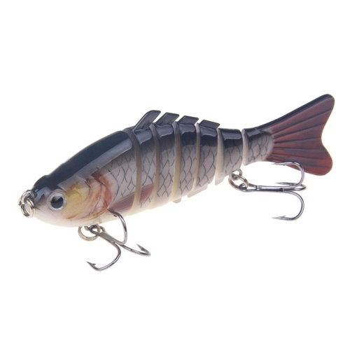 100mm Fishing Lures Articulated Bionic Bait Image