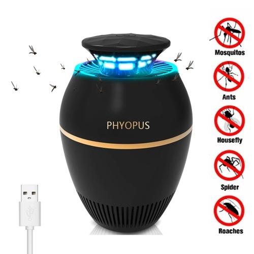 Lámpara electrónica segura USB alimentado por lámpara LED