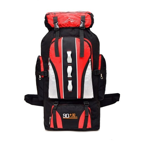 100L Large Capacity Mountaineering Backpack