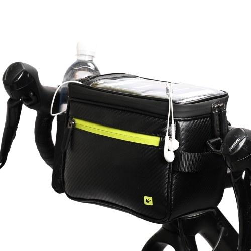 Bicycle Handlebar Bag Image