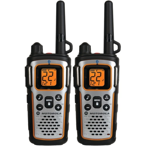 Motorola Talkabout MU354R Radio bidirectionnelle - 184800 ft 35MILE BLK BT WEATHER