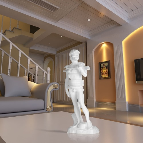 David with Drawer 3D Printed Sculpture Home Decoration Tomfeel