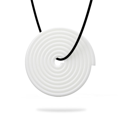 Tomfeel 3D Printed Jewelry  Rhythm Elegant Modeling Pendant Jewelry Necklace Accessories