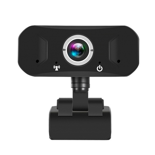 2K High Definition Video Webcam with Noise Reduction Mic Autofocus Function Web Cam USB2.0 Charging Port Computer PC Camera with Tripod Stand for Video Conference Live Streaming Recording Portable