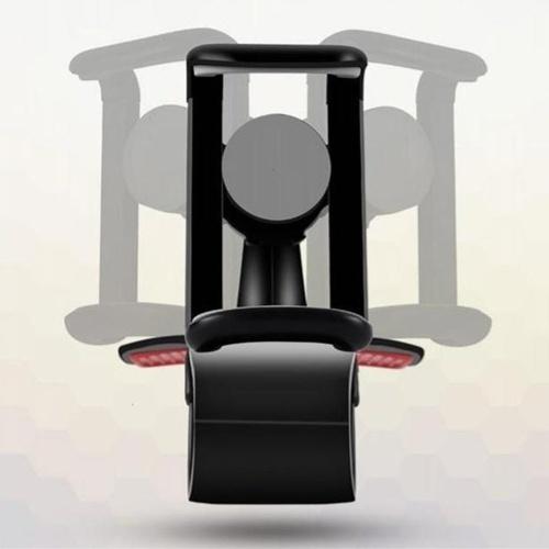 soporte para teléfono móvil con panel de bastidor para teléfono móvil soporte para teléfono móvil Negro