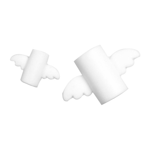 Engel kreative minimalistische Datenkabel zum Schutz