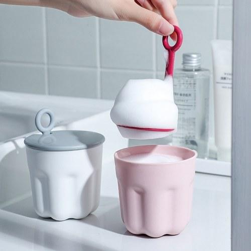 Facial cleanser foamer portable cute foamer
