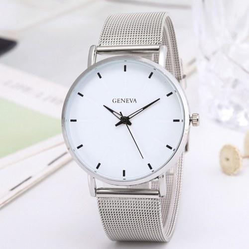 Ультра-тонкий бизнес кварцевые мужские часы высокого класса Повседневные часы наручные часы для мужчин с ткать вязаный ремешок ремешок