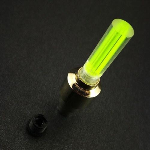 Tipo de barra de luz Ruedas calientes Neumáticos de bicicleta Núcleo de válvula LED Lámpara de lámpara de válvula