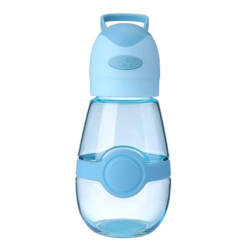 400ml Plastikwasserflasche