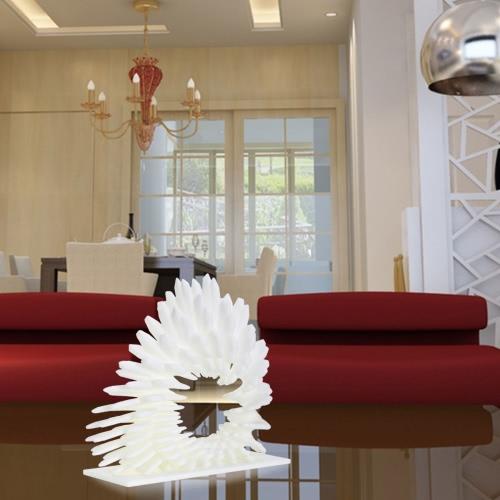 Coral 3D Sculpture Imprimé Décoration Original Design Tomfeel