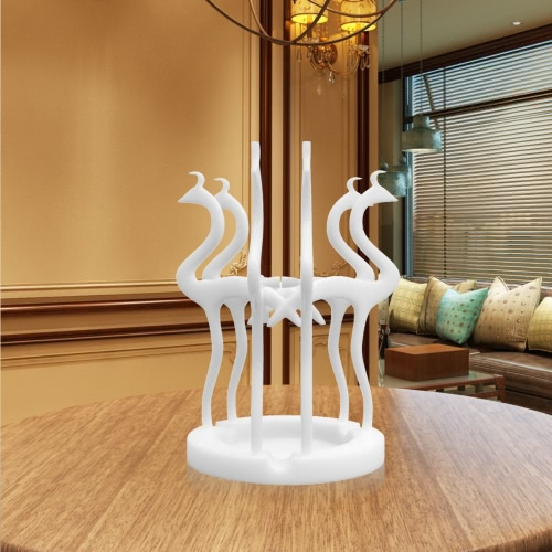 Tomfeel 3D Printed Sculpture Crane Originally Designed Home Decoration Furnishing Ornament