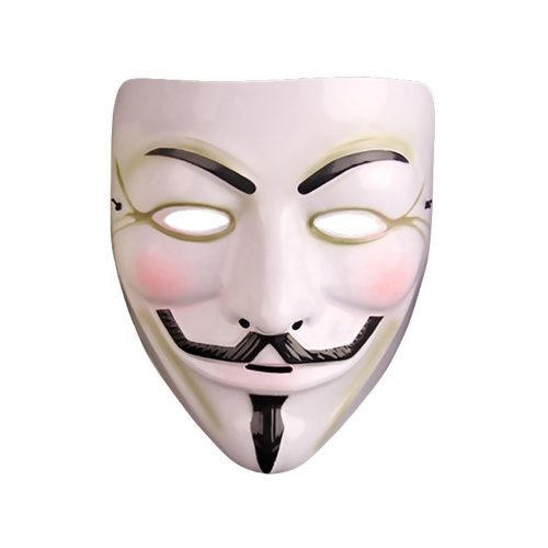 Maska świąteczna V maskarady