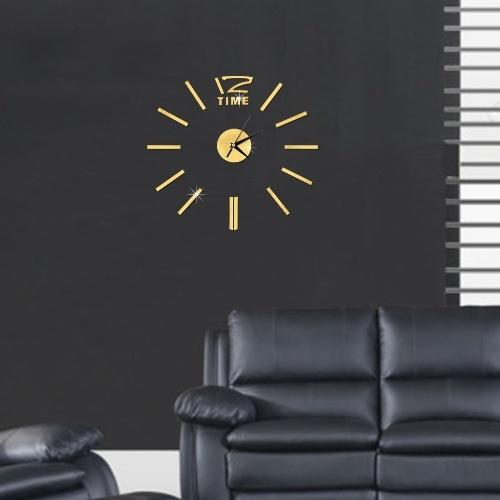 Relojes simples reloj de pared de moda Reloj de pared DIY