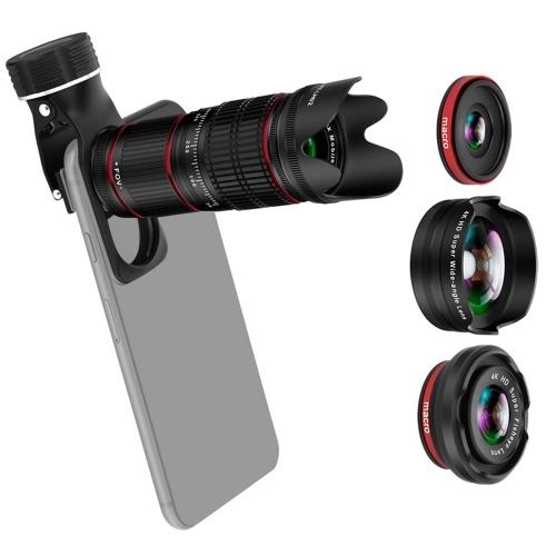 Smartphone Kamera Kamera Objektiv Kit