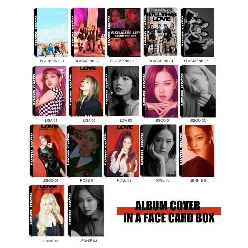 30PCs BLACKPINK Kpop Korean Idol Groups