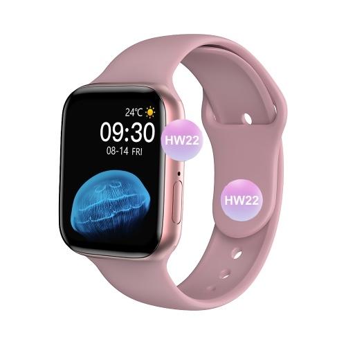 Смарт-часы HW22 1,75 дюйма, HD экран, вызов, фитнес-часы, reloj inteligente serie 6, умные часы, hw22 для androis ios