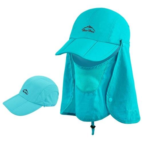 Outdoor Sun Shield Hat фото