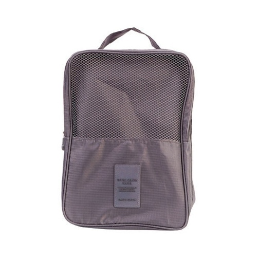 Korea second generation double three-way waterproof travel shoe bag
