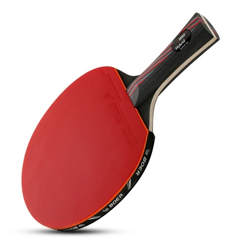 1PCS Evolution Performance-level Table Tennis Racket Approved Rubber Ping Pong Paddle