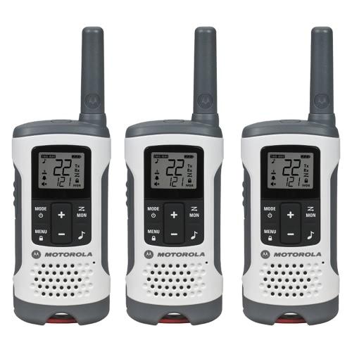 Motorola T260TP WHITE BROWN BOX ZMIANA STANDARDU 26MILE RECHARG