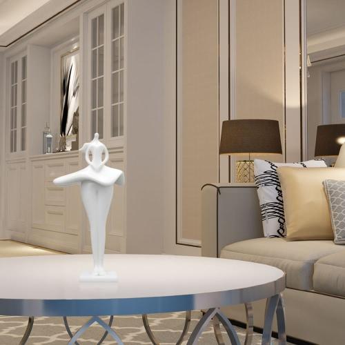 Купить Falda De La Muchacha Tomfeel 3D Escultura Impreso Modelo Elegante De La Decoración Del Hogar