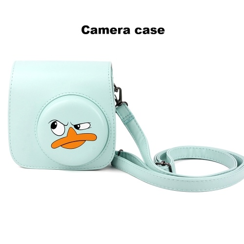 mini8/8+/9 funny little bear duckling camera bag